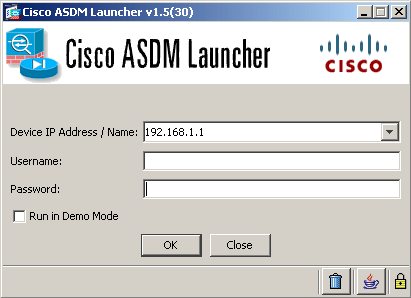 Cisco ASA Config