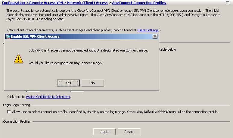 Cisco ASA Config