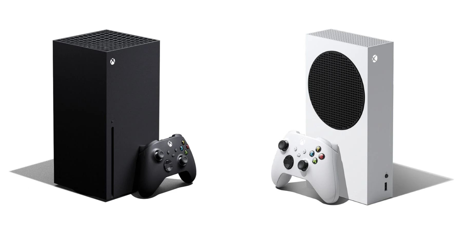 Microsoft Xbox Series X and Xbox Series S