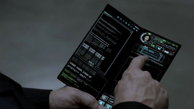 Westworld Tablet