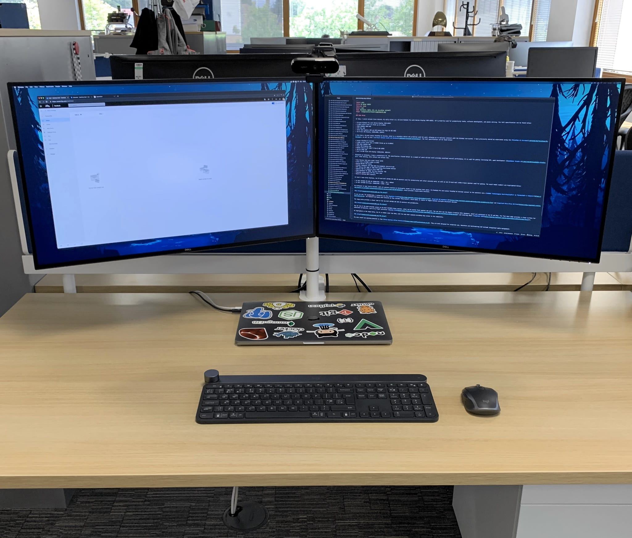 Office Setup